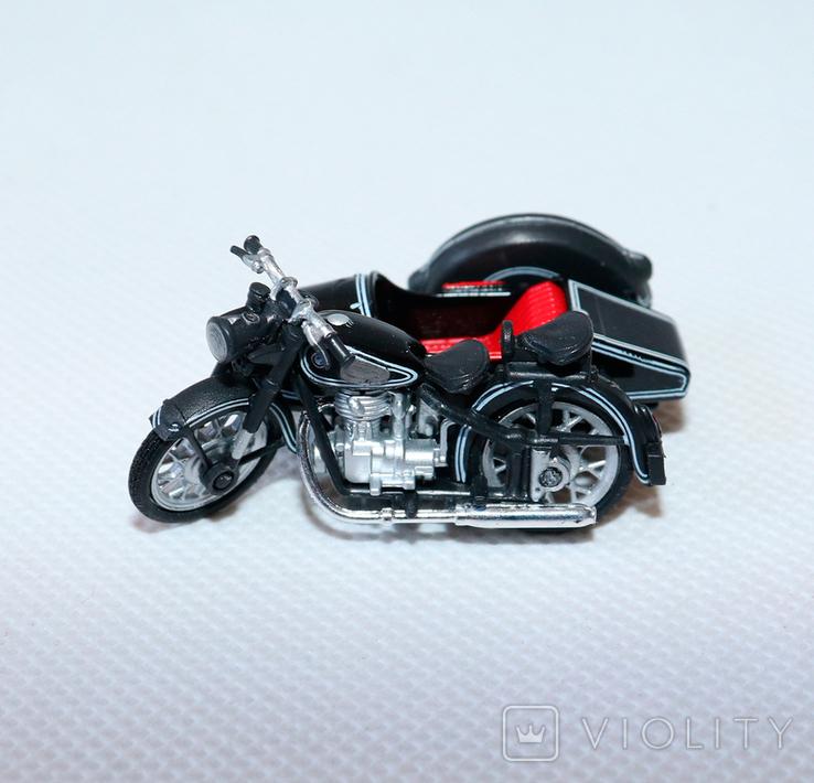 Масштабная модель мотоцикла bmw R25/3 1:43, фото №5