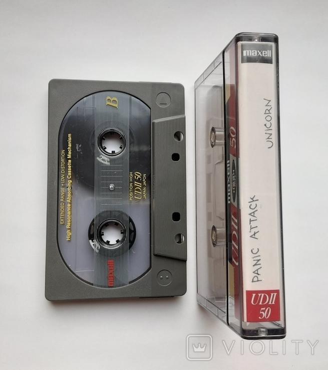 Аудиокассета Maxell UD II 50 Type ll (Jap), фото №9
