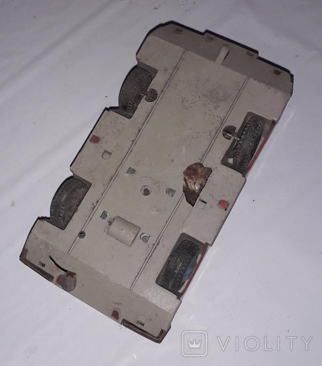 Пожарнвя машина 01 из СССР на запчасти или реставрацию, фото №3