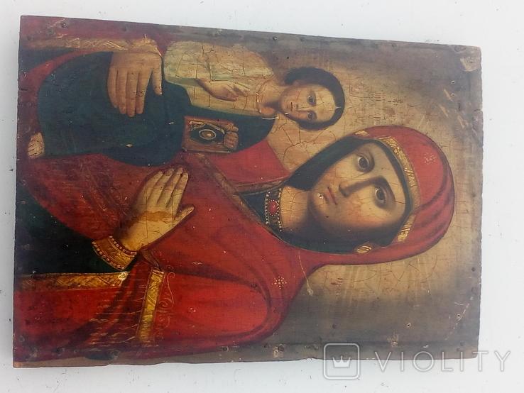 Икона,Украина 30 на 20 см., фото №5