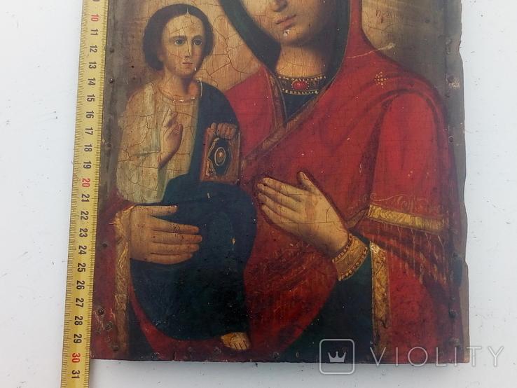 Икона,Украина 30 на 20 см., фото №9