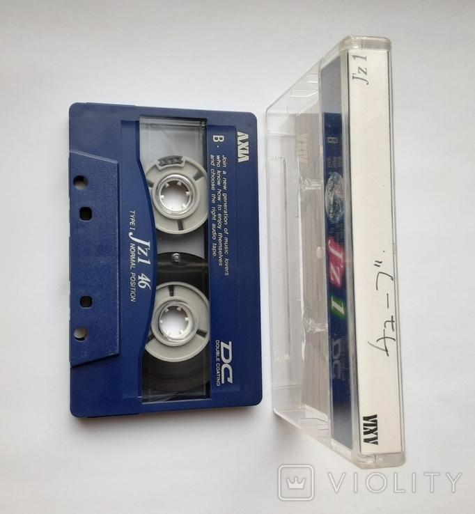 Аудиокассета AXIA J'z1 46 (Jap), фото №7