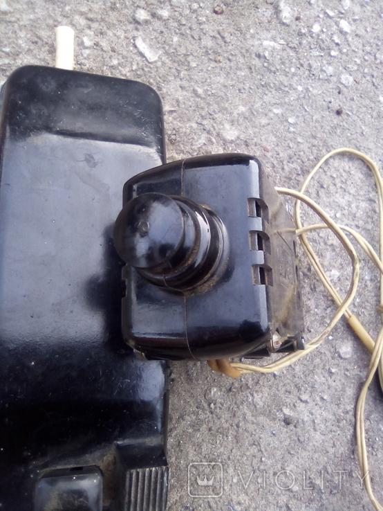 Электропривод тип мш-627 1947 год плюс педаль, фото №7