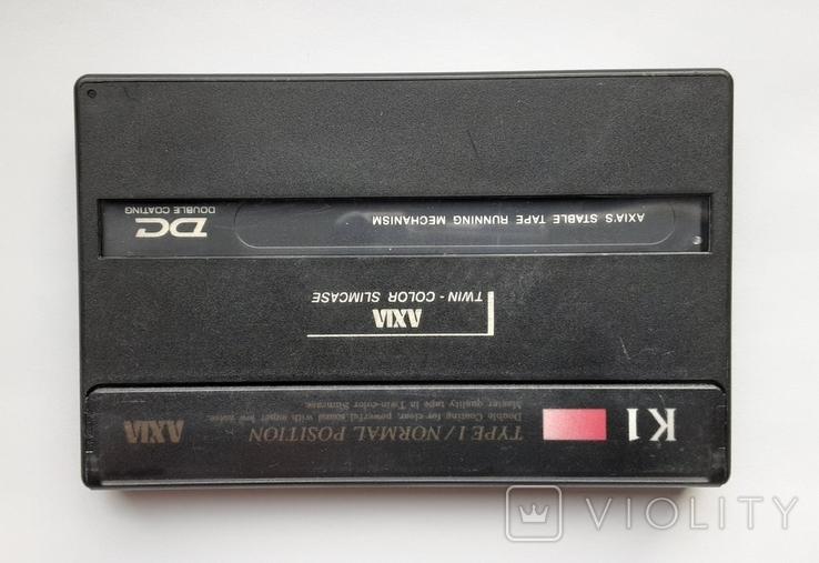 Аудиокассета AXIA K1 64 (Jap), фото №2