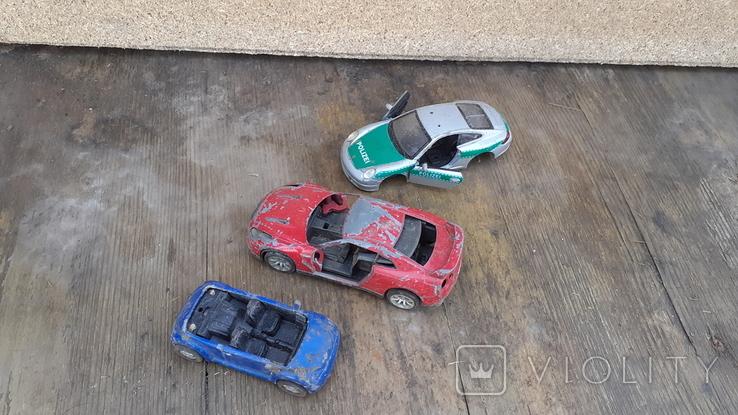 Машинки на реставрацию, фото №2