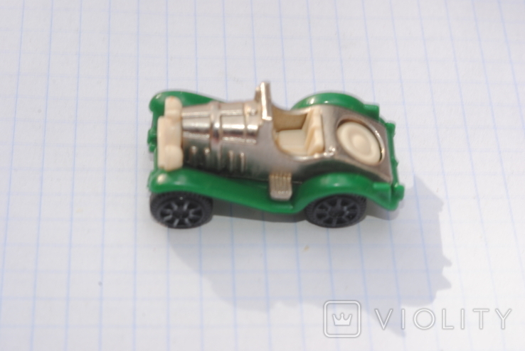 Фигурка Машина старая, фото №2