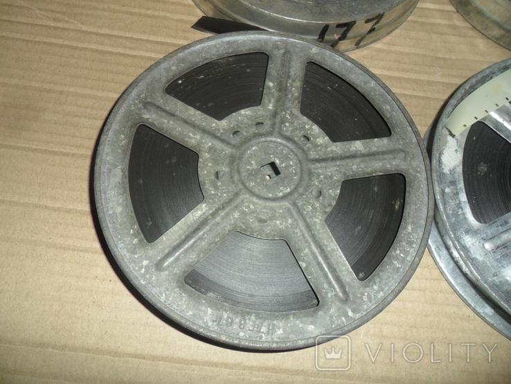 Кинопленка 16 мм 2 шт Так пусть же Красная 1 и 2 части, фото №4