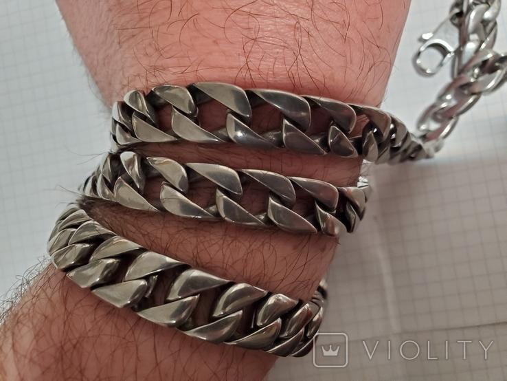 Цепь и браслет., фото №11