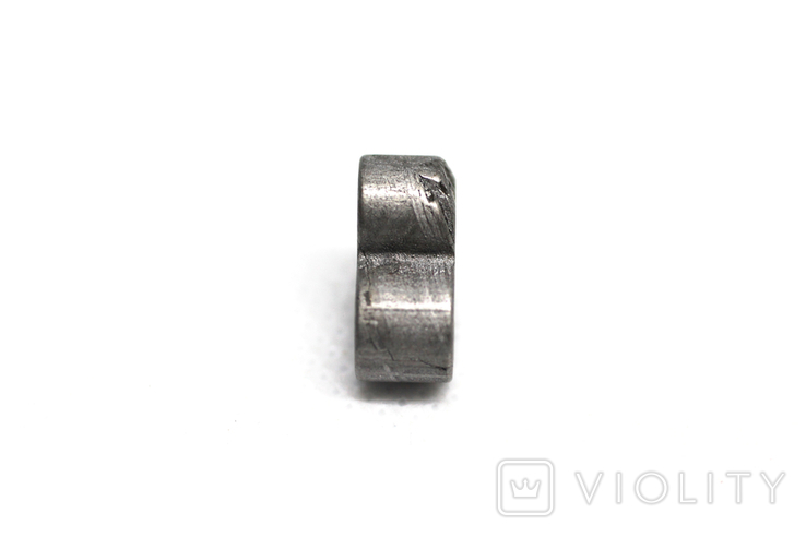 Залізній метеорит Muonionalusta, форма серця, 5,3 грам, сертифікат автентичності, фото №9