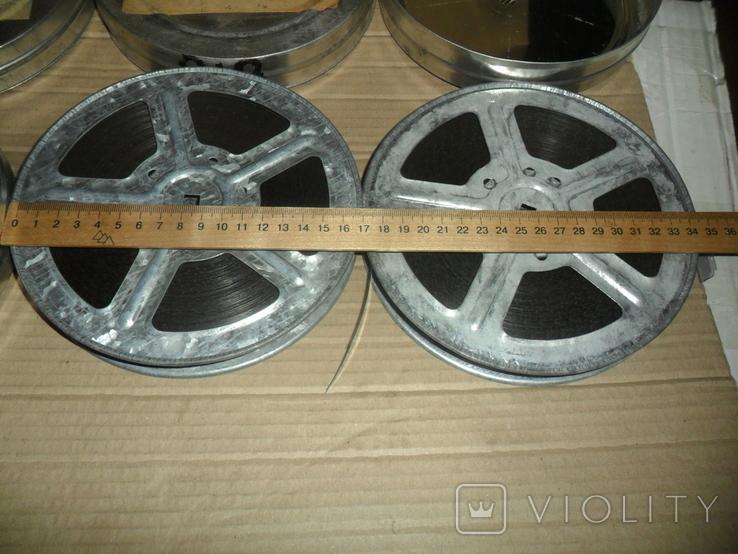 Кинопленка 16 мм 3 шт Органы государственной власти в СССР 1,2 и 3 части, фото №6