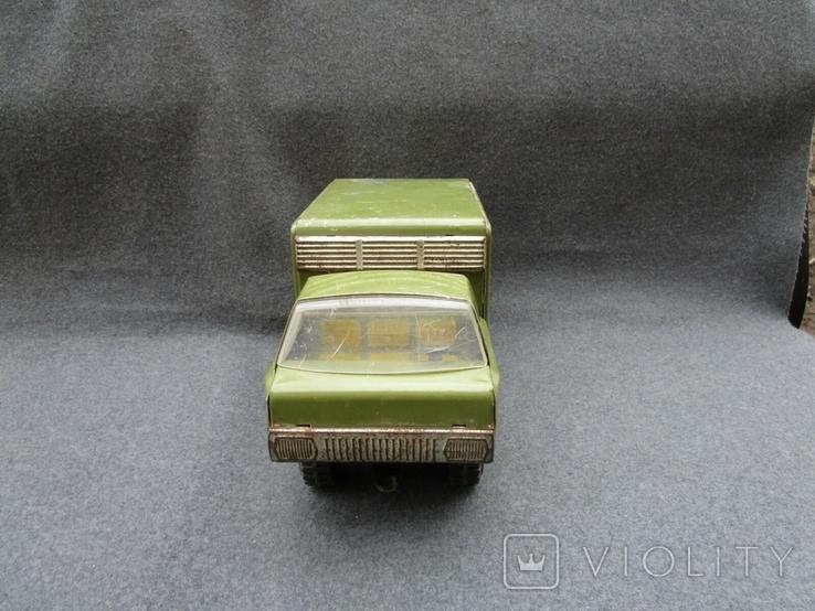 Большая железная военная машинка (СССР), фото №6