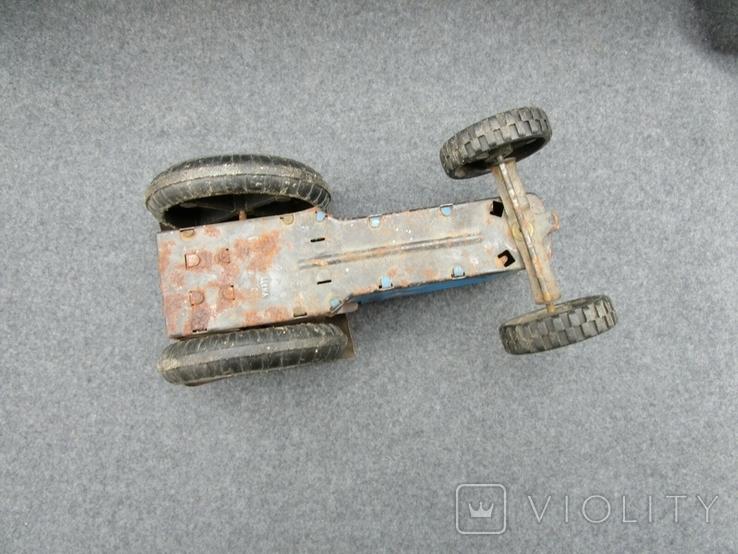 Игрушка Трактор (СССР), фото №6