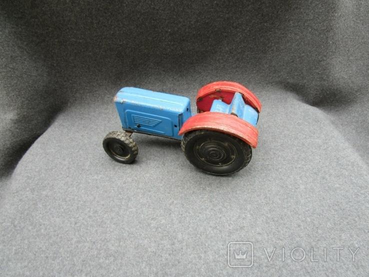 Игрушка Трактор (СССР), фото №8