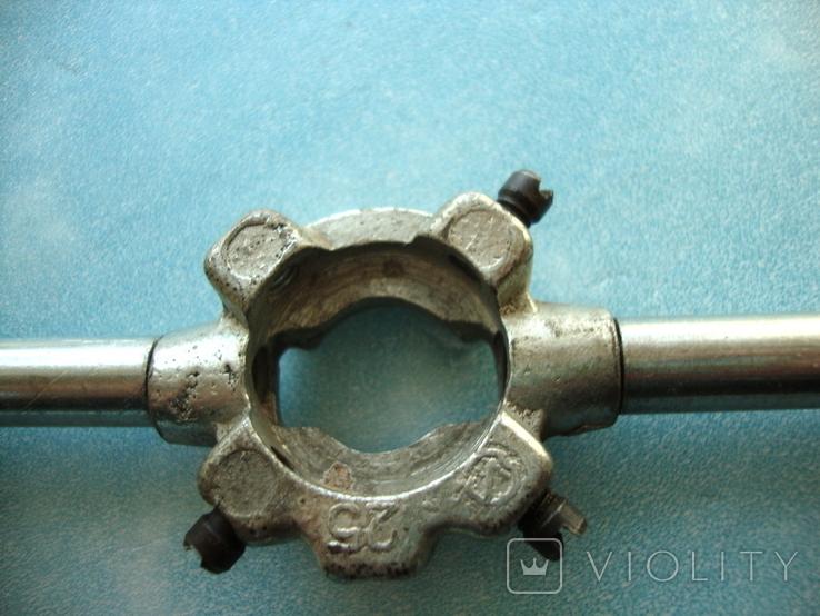 Плашкодержатель под плашки от M3 до M8, фото №3