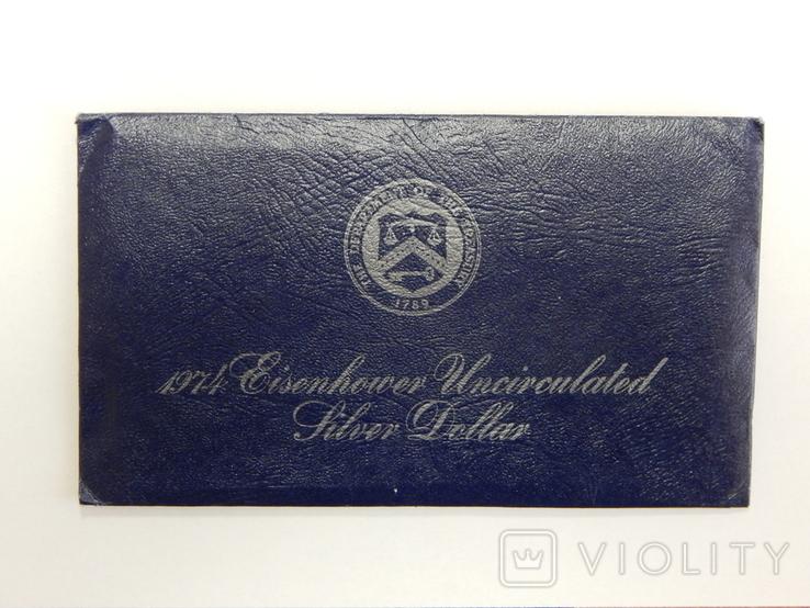 1 доллар, 1974 г США, фото №4