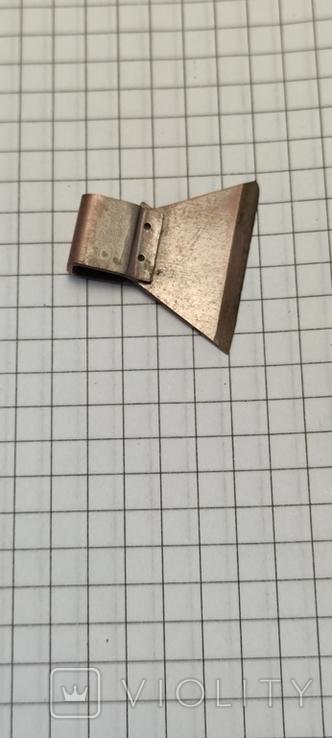 Миниатюрный топор, фото №5