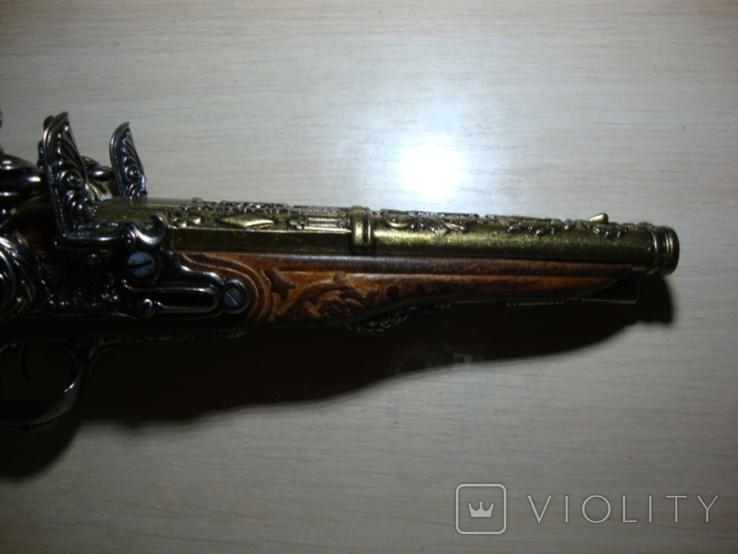 Пистоль НАПОЛЕОНА (копия DENIX) испания, фото №4