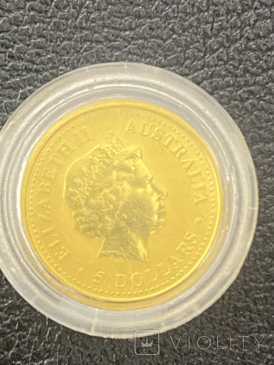5 dollars Australia, фото №3