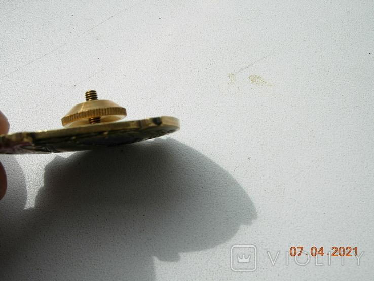 Знак Почетный железнодорожник.копия., фото №4