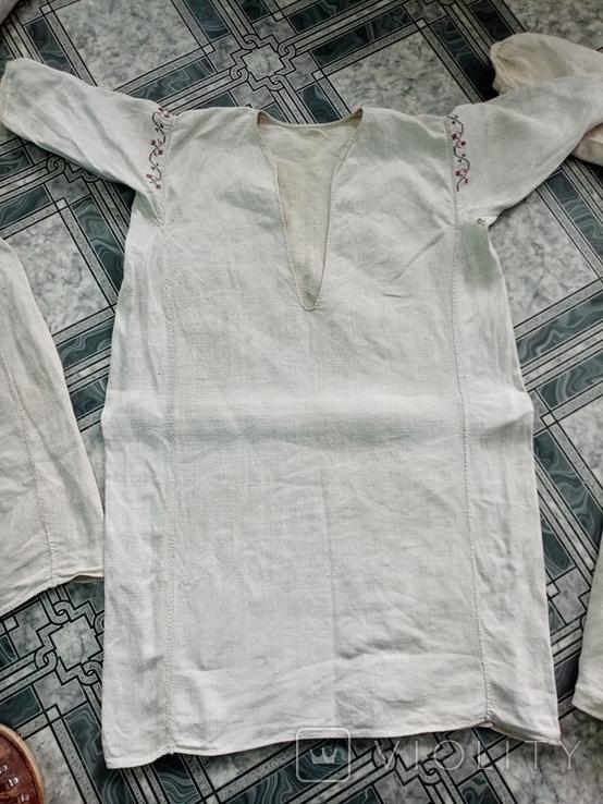Стараі вишиванки жіночі чотири штуки, фото №10