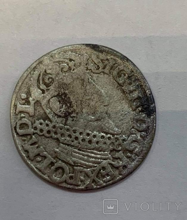 Монеты средневековья. Польша.6 шт., фото №9