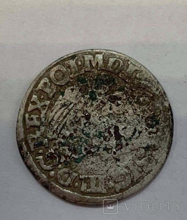 Монеты средневековья. Польша.6 шт., фото №10