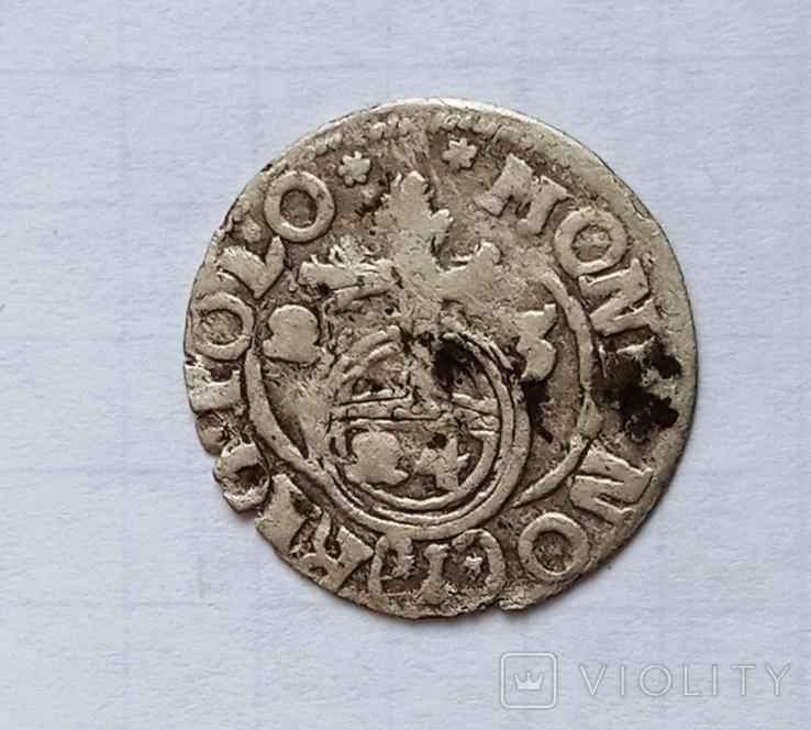 Полторак, Сигизмунд ІІІ Ваза, срібло, фото №3