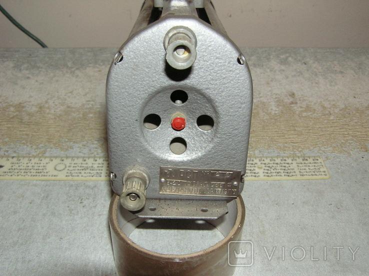 Реостат РСП .520 Ом , 0, 55 А 1971 год. № 29, фото №2