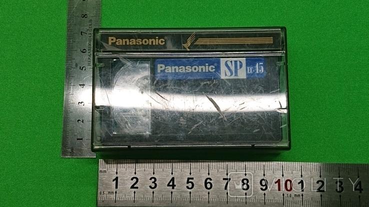 Кассета Panasonic SP EC-45 с перезаписью, фото №2