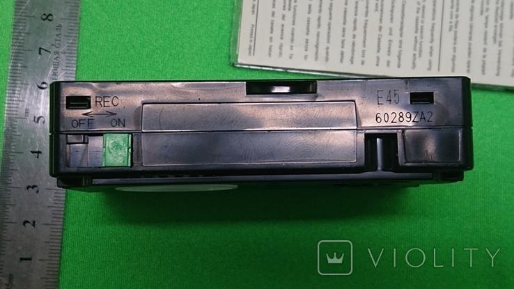 Кассета Panasonic SP EC-45 с перезаписью, фото №4