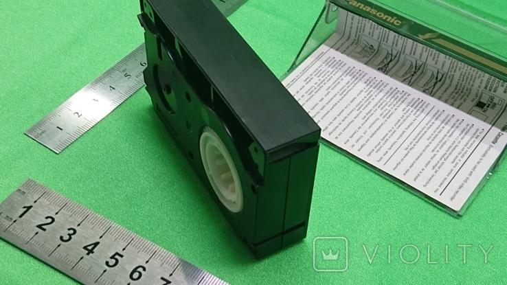Кассета Panasonic SP EC-45 с перезаписью, фото №7