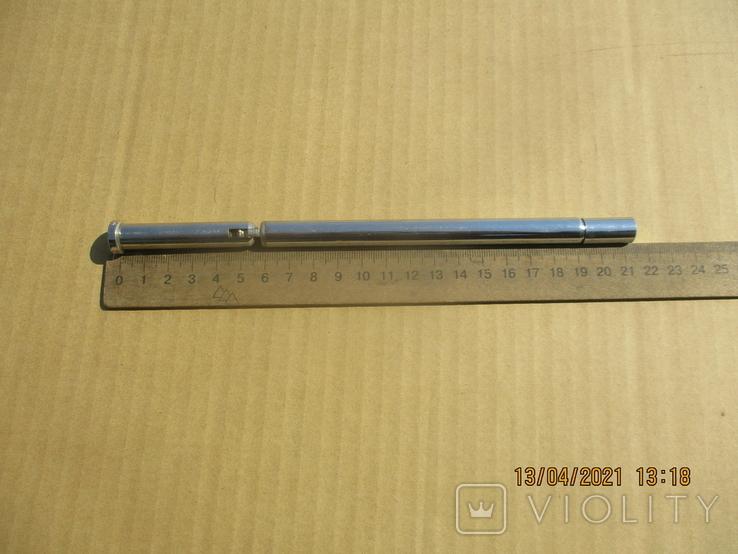 Антенна латунь 1метр (168гр.), фото №3