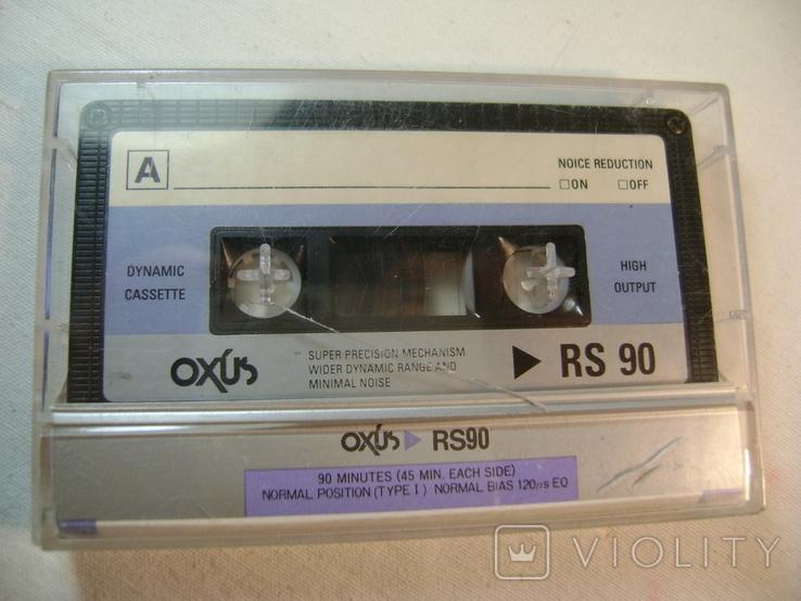Аудиокассета., фото №2