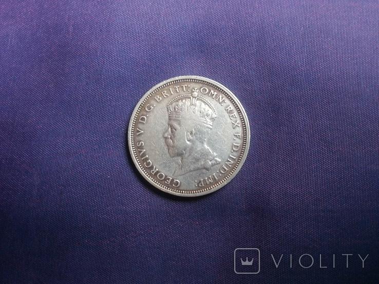 1 флорін 1927 рік Австралія, фото №5
