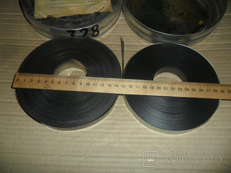 Кинопленка 16 мм 2 шт К службе воинской готовы 1 и 2 части, фото №4