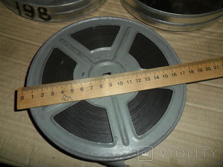 Кинопленка 16 мм 1 шт Живое сердце Ильича 1 часть, фото №4