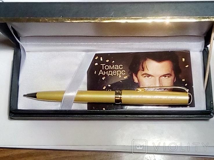 Ручка шариковая oriflame в футляре, фото №4