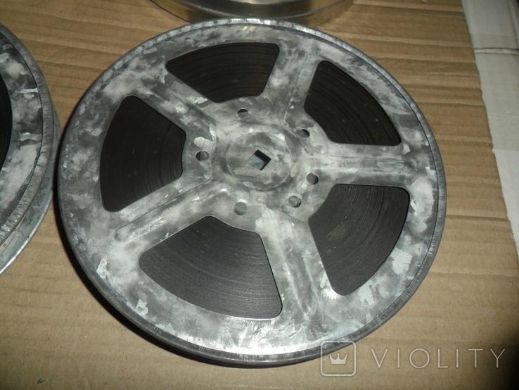 Кинопленка 16 мм 2 шт Марко Кропивницкий (укр. вар) 1 и 2 части, фото №5