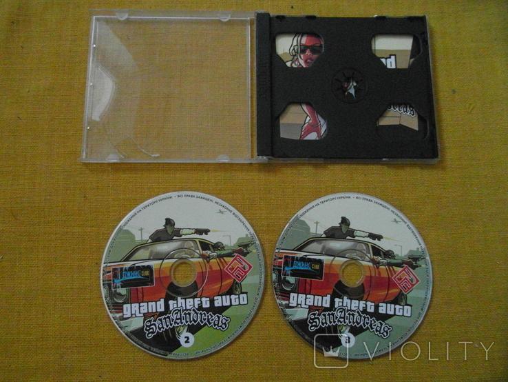 Диск-игра для компютера.№102.Цена за 2 диска., фото №2