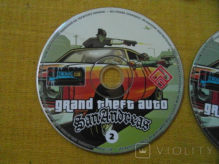 Диск-игра для компютера.№102.Цена за 2 диска., фото №3