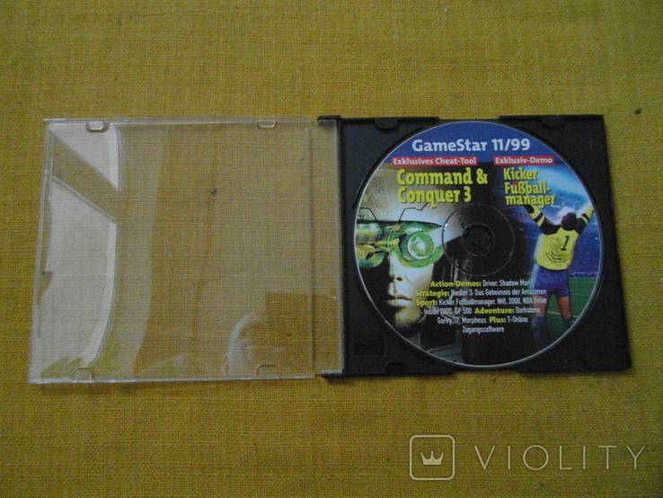 Диск-игра для компютера.№106, фото №5