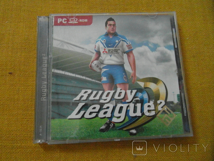 Диск-игра для компютера.№111.цена за 2 диска, фото №3