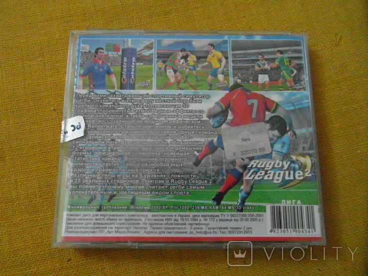 Диск-игра для компютера.№111.цена за 2 диска, фото №4