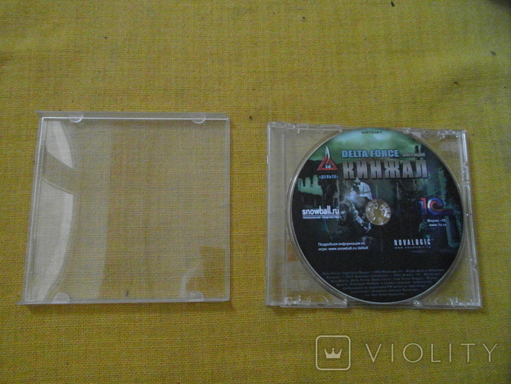 Диск-игра для компютера.№115, фото №3