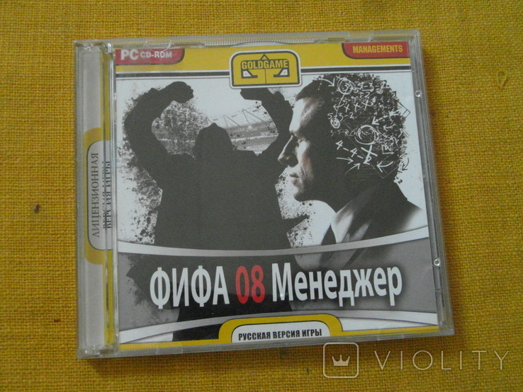 Диск-игра для компютера.№116.цена за 2 диска, фото №2