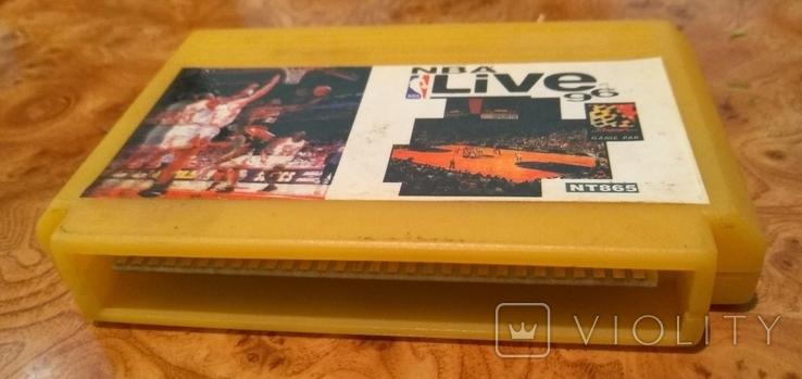 Картридж NBA LIVE 96, фото №6