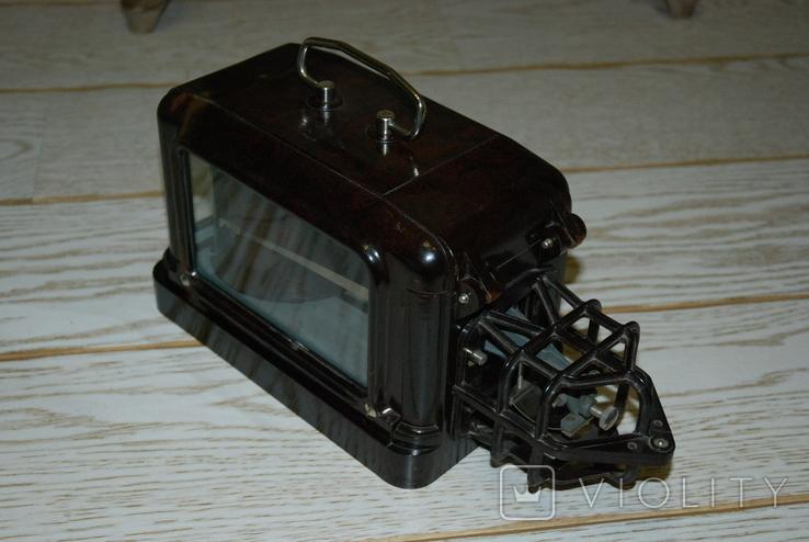 Термометр - самописец N107096 1959 г. Рига, СССР, фото №3