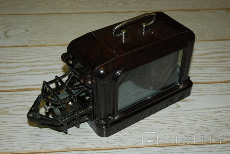 Термометр - самописец N107096 1959 г. Рига, СССР, фото №4