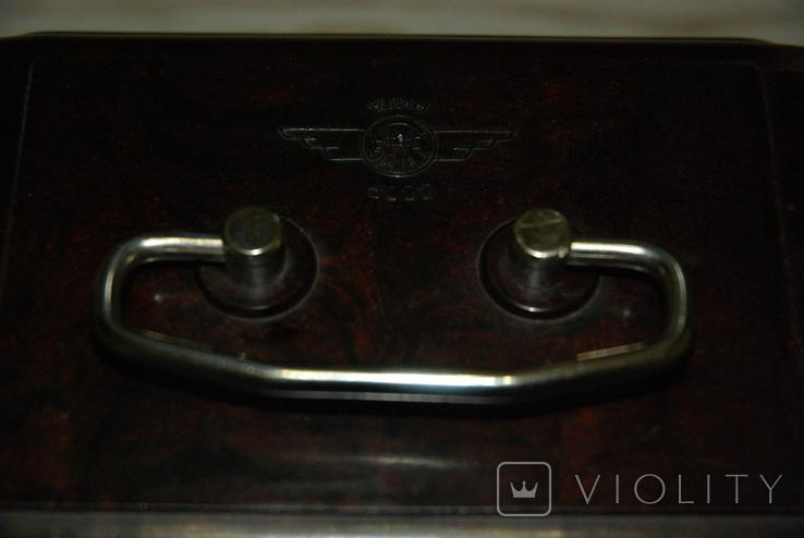 Термометр - самописец N107096 1959 г. Рига, СССР, фото №8