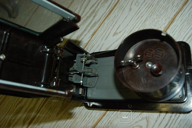 Термометр - самописец N107096 1959 г. Рига, СССР, фото №10